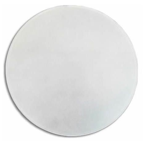 Cristal redondo curvado mate de recambio 20cm LB 529500