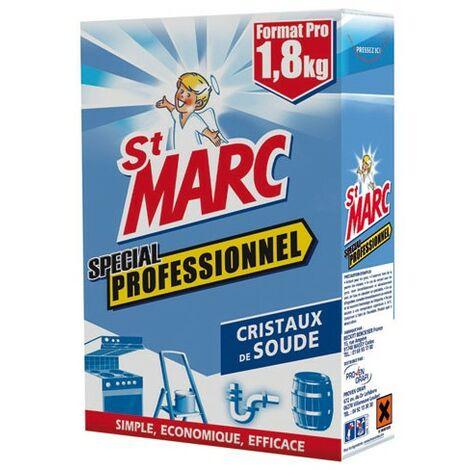 CRISTAUX DE SOUDE PRO ST MARC 1.8KG