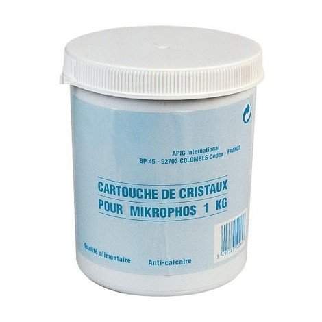 Cristaux polyphosphate 15/30