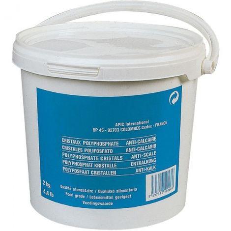 Cristaux polyphosphate 15/30