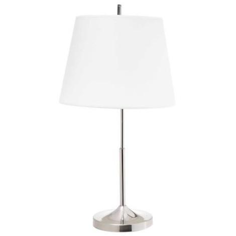 Croatia Max Coton A Nickel Et Non Poser Jour Lampe Blanc Abat H53 Incluse En E14 CmAmpoule 60w Satiné wkXZOluPiT
