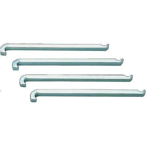 4 Pièces Mini Crochet jeu 160 mm O-Ring Extracteur de joint d/'étanchéité changer de voiture outil