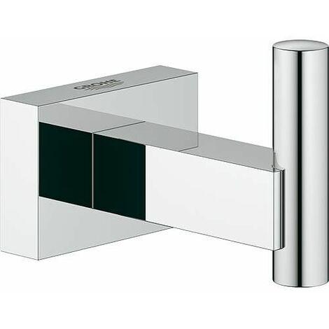 crochet paignoire Grohe Cube essentiel, chrome