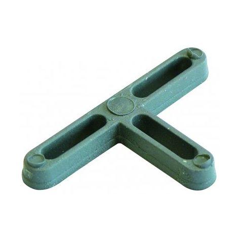 Croisillons à carrelage en T 10 mm TALIAPLAST - Sachet de 250