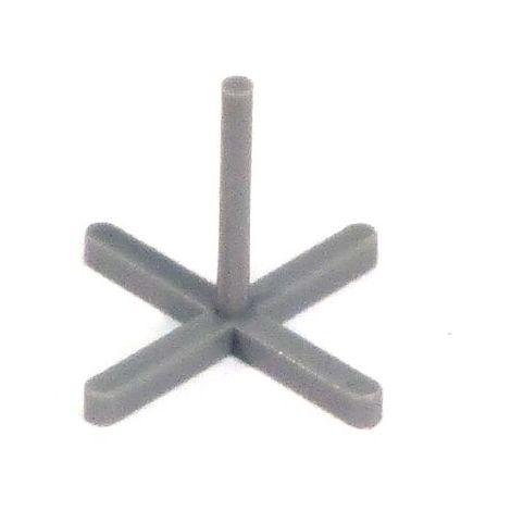 Croisillons de carrelage réutilisables ECO 2 mm - 100 pièces
