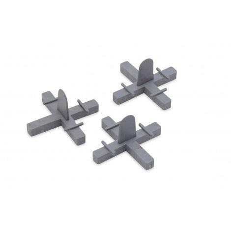 Croisillons récupérables EDMA 4mm x 50 pièces - 253155