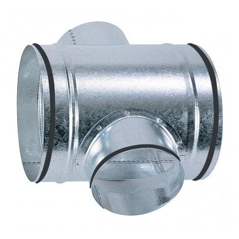 150 mm Piquage /équerre plat