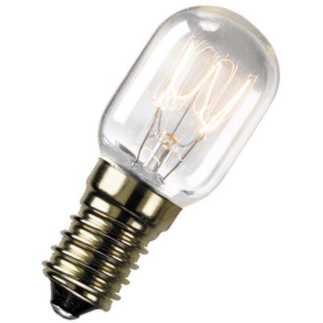Crompton Lamps 15W 22x56mm Fridge/Freezer E14 Warm White Clear