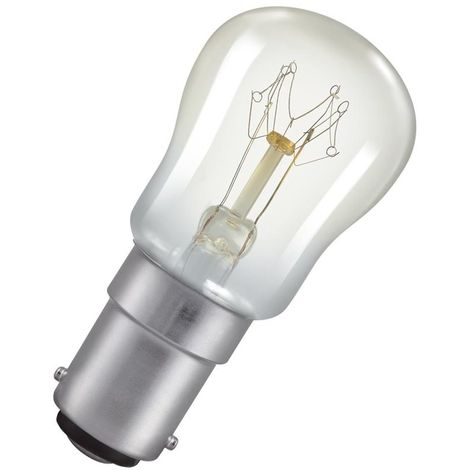 Crompton Lamps 15W Pygmy B15 Dimmable Warm White Clear