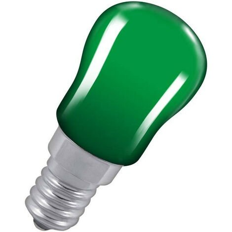 Crompton Lamps 15W Pygmy E14 Dimmable Green