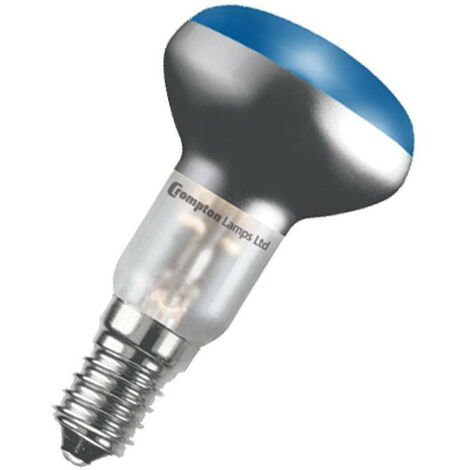 Crompton Lamps 25W R50 Reflector E14 Dimmable Blue 100°