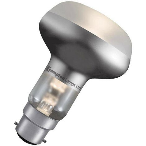"""main image of """"Crompton Lamps 40W R63 R64 Reflector BC-B22d Dimmable 2700K Warm White 100° Diffused 190lm BC Bayonet B22 Incandescent Light Bulb"""""""