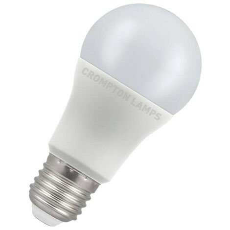 Crompton Lamps LED GLS 11W E27 Dimmable Daylight Opal (75W Eqv)