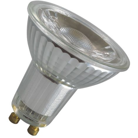 Crompton Lamps LED GU10 Spotlight 6W Dimmable Cool White 40° (50W Eqv)
