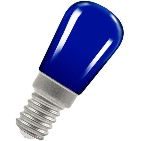 Crompton Lamps LED Pygmy 1.3W SES-E14 Coloured IP65 Blue Sign Festoon Outdoor Light Bulb