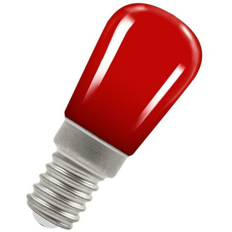 Crompton Lamps LED Pygmy 1.3W SES-E14 Coloured IP65 Red Sign Festoon Outdoor Light Bulb