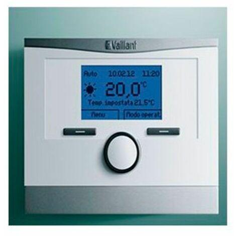 Cronotermostato Calormatic 350F Ebus modulante vía radio de Vaillant