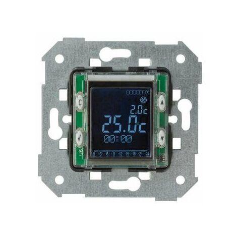 Cronotermostato Digital Frío-Calor y Display Simon 75 75817-39