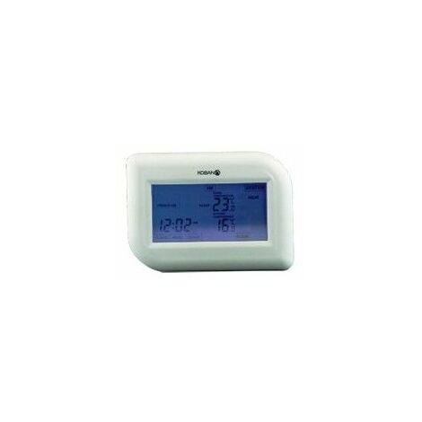 Cronotermostato tactil para calefaccion y Aire Acondicionado Koban KCT15-W 0769015
