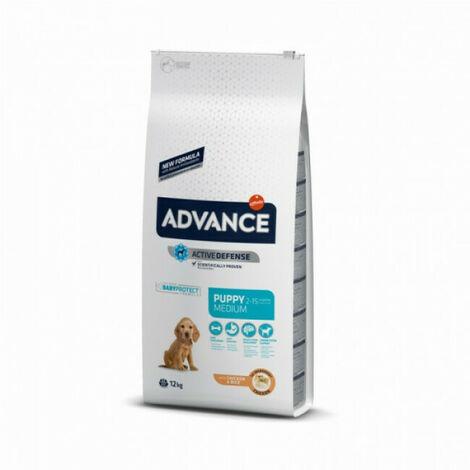 Croquettes Advance pour chiens Medium Puppy Protect Sac 12 kg