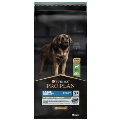Croquettes Pro Plan Large Adult Robust OptiDigest Agneau Sac 14 kg
