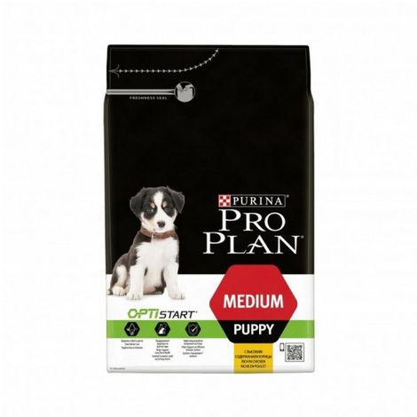 Croquettes Pro Plan Medium Puppy OptiStart Sac 7 kg