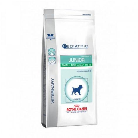 Croquettes Royal Canin Veterinary Care Pediatric Junior Small Dog Sac 2 kg