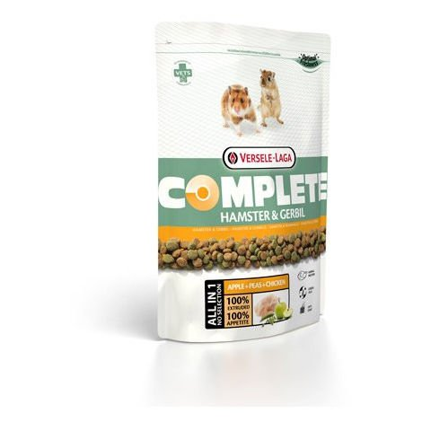 Croquettes Versele Laga Hamster Complete pour hamsters Sac 2 kg