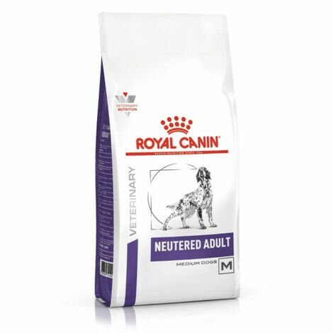 Croquettes Veterinary Care Neutered Adult pour Chien - Royal Canin - 3,5Kg
