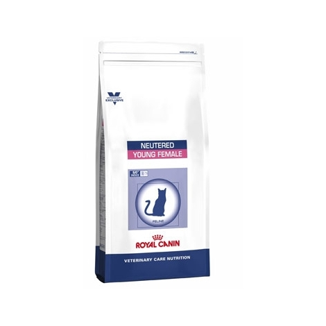 Croquettes Veterinary Care Neutered Young Female pour Chat - Royal Canin - 1,5Kg