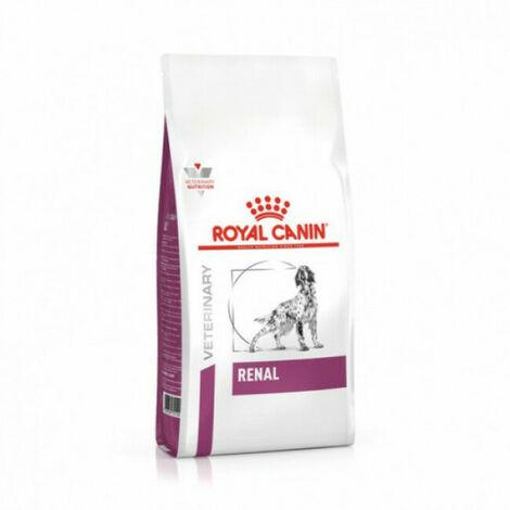 Croquettes Veterinary Diet Renal pour Chien - Royal Canin - 2Kg