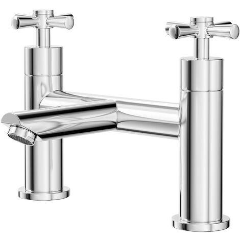 Cross Bath Filler Tap