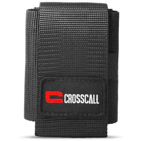 CROSSCALL Housse noire pour mobile taille S - HO.PE.S.NN000
