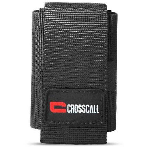 CROSSCALL Housse noire pour smartphone taille L - HO.PE.L.NN000