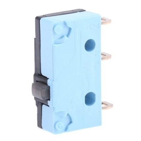 Crouzet 83170.0 - Microrupteur à bouton poussoir 10A 250V