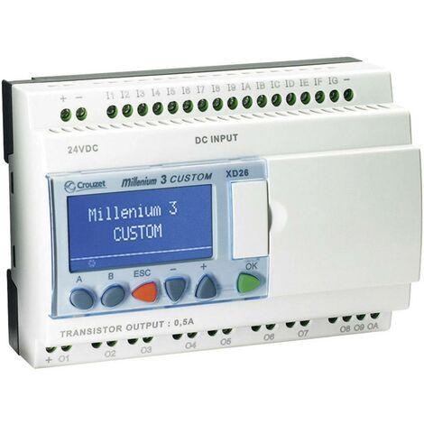 Crouzet 88974163 XD26 R 230VAC SMART SPS-Steuerungsmodul 230 V/AC Q08088