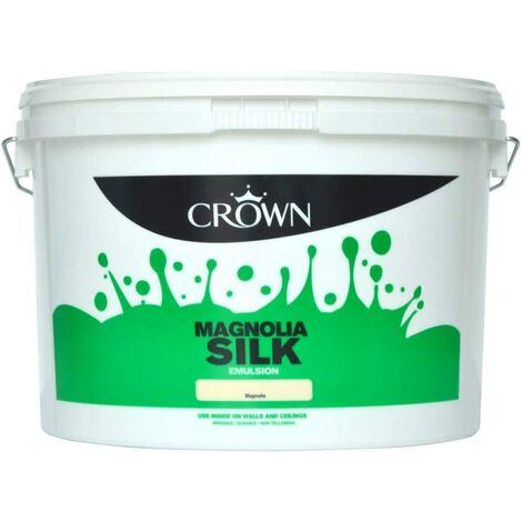 "main image of ""Crown 10L - Silk Paint - Magnolia"""