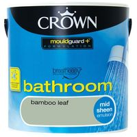 Crown Bathroom Bamboo Leaf 2.5L