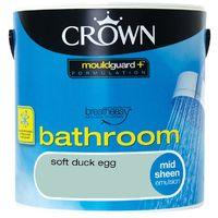 Crown Bathroom Soft Duck Egg 2.5L