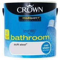 Crown Bathroom Soft Steel 2.5L