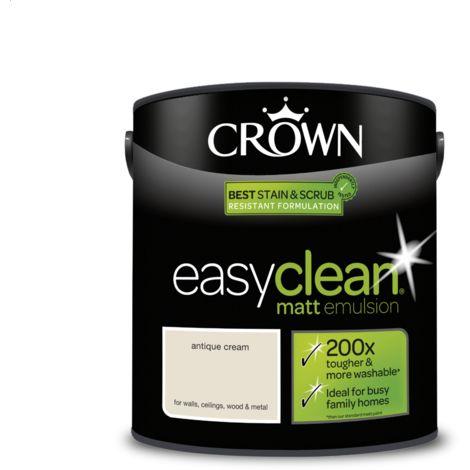 Crown Easyclean Antique Cream 2.5L