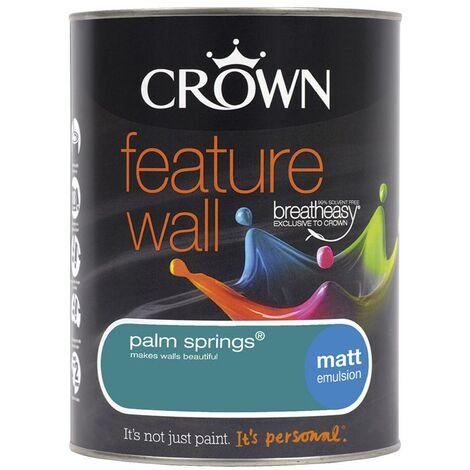 Crown Feature Wall Matt - Palm Springs - 1.25L