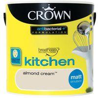 Crown Kitchen Almond Cream 2.5L
