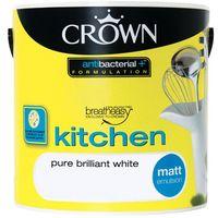 Crown Kitchen Pure Brilliant White 2.5L