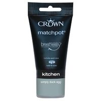 Crown Kitchen Simply Duck Egg 40ml Tester