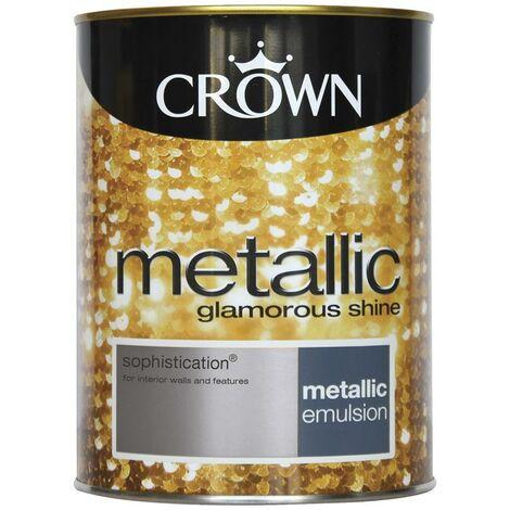 Crown Metallic Glamorous Shine - Sophistication - 1.25L