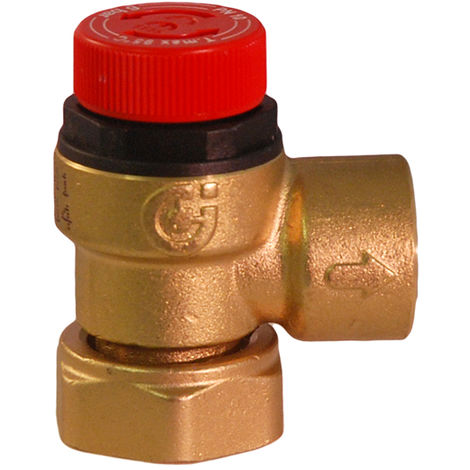 Crown - Pressure Relief Loose Nut Connection
