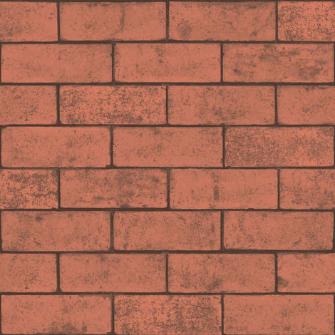 Crown Wallpaper Industrial Brick M1372