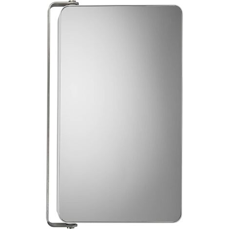 Croydex Arun 60cm Tall Pivoting Bathroom Cabinet