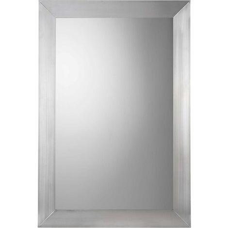 Croydex Parkgate 92 x 61cm Rectangular Bathroom Mirror
